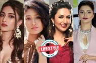 Erica Fernandes, Shivangi Joshi, Divyanka Tripathi and Rubina Dilaik