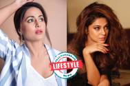 Hina Khan and Jennifer Winget
