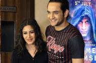 Surbhi Chandna and  Vikas Gupta