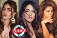 Erica Fernandes, Hina Khan and Jennifer Winget