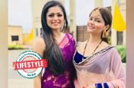 Drashti Dhami and Rubina Dilak