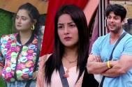 Rashami ,Shehnaz and Sidharth Shukla