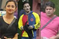 Rashami ,Asim and Sidharth Shukla