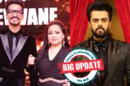 Bharti Singh-Haarsh Limbachiyaa but Maniesh Paul