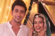 """""""Fahmaan and I were living our little filmy moment on set,"""" reveals Megha Ray on performing to Aankhon ki Gustakhiyan for Apna T"""