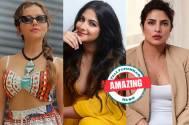 Rubina Dilaik, Rhea Kapoor, Priyanka Chopra, Gauauhar Khan