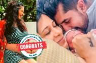 CONGRATS! Kishwer Merchant-Suyyash Rai welcome Baby Boy!