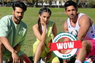 Khatron Ke Khiladi 11:  WOW! Reunion of contestants Anushka Sen, Vishal Aditya Singh and Varun Soon