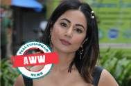 AWW! Hina Khan pays visit to father's grave on her birthday, writes, 'my first Birthday without you being physically around to r
