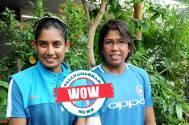 WOW! Jhulan Goswami writes a sweet note for Mithali Raj as she accomplishes THIS; Check out