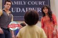 Yeh Rishta Kya Kehlata Hai: Kairav points finger on Kartik's character Naira gets shocked