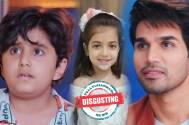 YHC: DISGUSTING!  Anvi gets jealous of Saransh, Armaan takes advantage