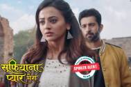 Sufiyana Pyaar Mera: Madhav reunites Zaroon and Saltanat!