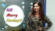Witty rapid fire with Sneha Wagh