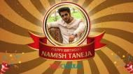 Namish Taneja