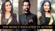 TV celebrities
