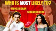 Mohsin Khan, Shivangi Joshi