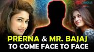 Prerna and Mr. Bajaj