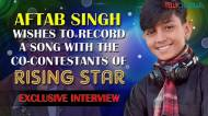 Rising Star Aftab Singh
