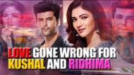 Kushal Tandon and Ridhima Pandit