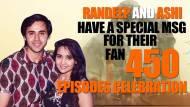 Randeep and Ashi