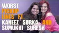 Kaneez Surka and Sumukhi Suresh
