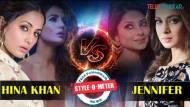 Hina Khan V/S Jennifer Winget