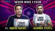 Iqbal Khan and Ashmit Patel