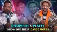 Dharmesh and Puneet