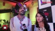 Meet Eijaz Khan & Niyati Fatnani aka Mukhi & Aru from Moh Moh Ke Dhaage