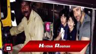 Celebs enjoy public transport