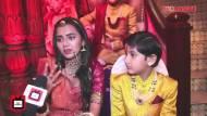 Meet the Royal couple Tejaswi & Afan from Pehredar Piya Ki