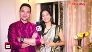 Mugdha-Ravish's first Ganpati celebration post marriage