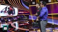 Salman Khan can't stop laughing over Race 3 spoof
