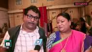 Anup & Soma enjoy on the sets of Jijaji Chhat Per Hain
