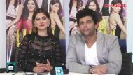Kushal Tandon and Karishma Sharma get in a DEBATE