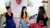 Amyra Dastur & Sapna Pabbi share their experience shooting Trip 2