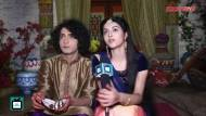 RadhaKrishn talk about their on screen chemistry