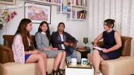 Roshni and Mazel gets teary eyed talking about their journey in Casting with Janet Episode 6