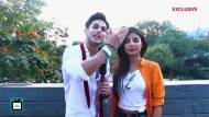 Priyank Sharma and Harshita Gaur revive their school memories