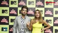 Karan Kundrra and Anusha Dandekar recreate 'Types of Couples' in different situations