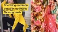 Who aces the looks better? Fashion Face-off Hina KhanV/S Shivangi Joshi
