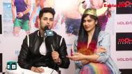 Priyank Sharma and Adah Sharma spill secrets about eachother while shooting for 'The Holiday'