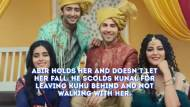 Major drama in Yeh Rishtey Hain Pyaar Ke I Kuhu to be heart broken