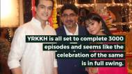 Mohsin-Shivangi enjoy Ganpati visarjan with the cast of YRKKH I Yeh Rishta Kya Kehlata Hai