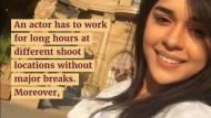 Ishq Subhan Allah actress Eisha Singh injured; co-star Adnan Khan is all praises