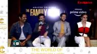 What went behind the shooting of 'The Family man' cast reveals it all