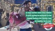 Abeer-Mishti to come closer; romantic moments between the duo