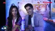 Mahima & Akshit on bagging the show, on-set secrets, and more
