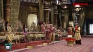 BTS from the sets of SAB Tv's Tenali Rama